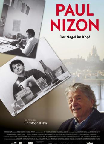 Affiche Paul Nizon: Un clou dans la tête