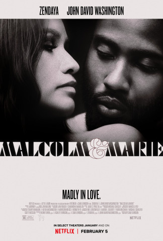 Affiche Malcolm & Marie