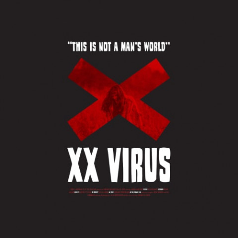 Affiche XX Virus