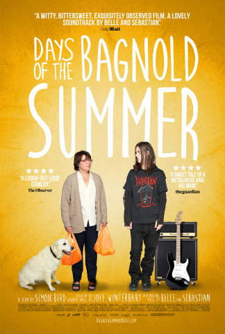 Affiche Days of the Bagnold Summer