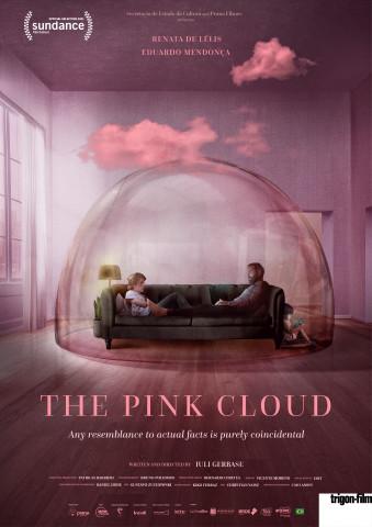 Affiche A Nuvem Rosa