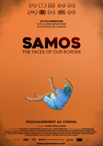 Affiche Samos, The Faces Of Our Border