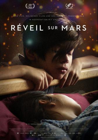 Affiche Réveil sur Mars