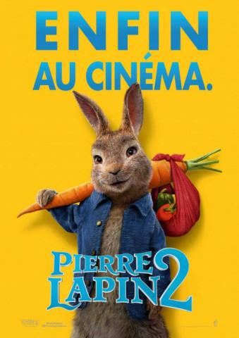 Affiche Pierre Lapin 2