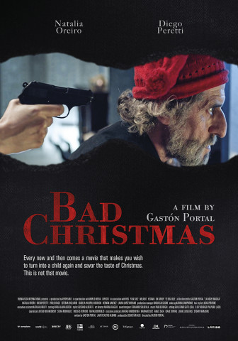 Affiche Bad Christmas
