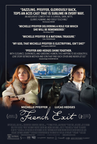 Affiche French Exit