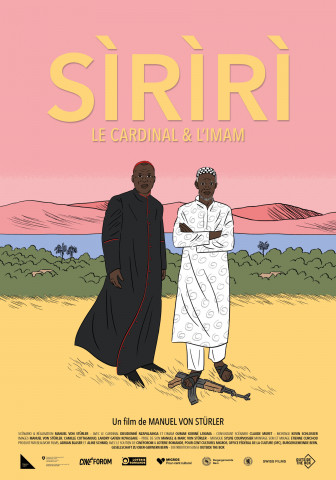 Affiche Sìrìrì - Le cardinal et l'imam