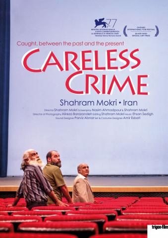 Affiche Careless Crime
