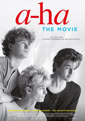 Affiche A-ha : The Movie