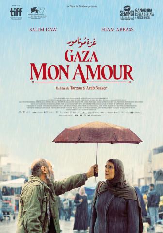 Affiche Gaza Mon Amour